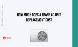 How Much Does a Trane AC Unit Replacement Cost