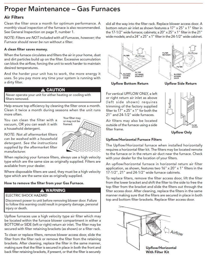 Trane xe80 manual pdf proper maintenance