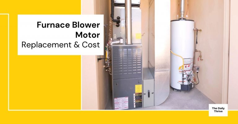 Furnace Blower Motor Replacement and Cost