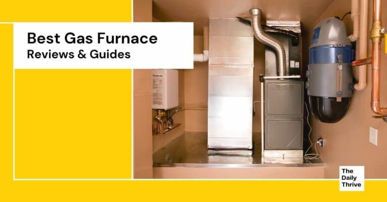 best gas furnace reviews