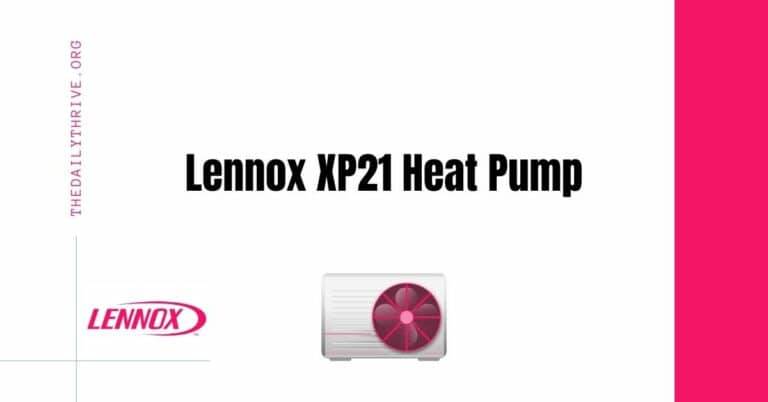 Lennox XP21 Heat Pump Reviews