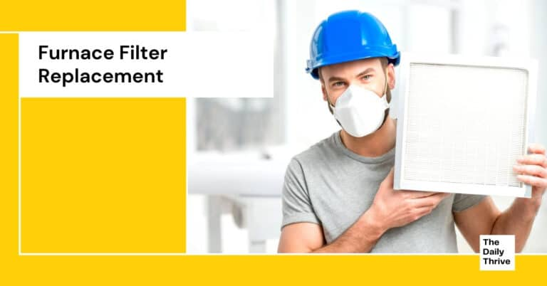Furnace Filter Replacement - Homeowner's Guide
