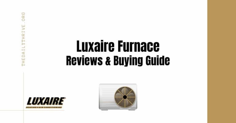 Luxaire Furnace Reviews & Buying Guide