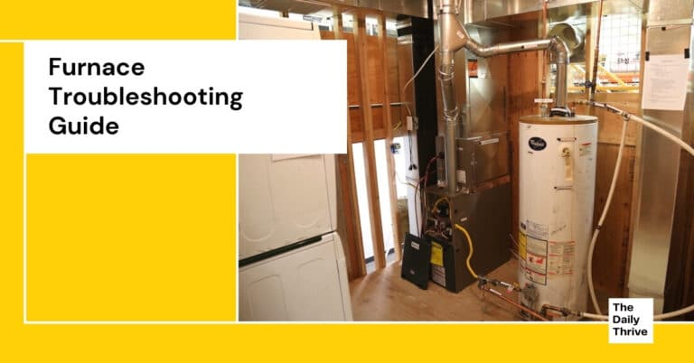 Furnace Troubleshooting 101 - Homeowners Guide