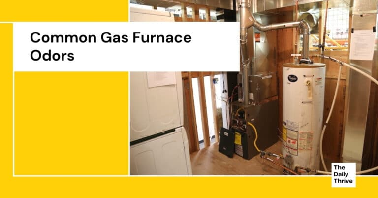 Common Gas Furnace Odors