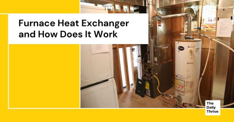What is a Furnace Heat Exchanger And How Does It Work